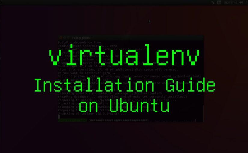 Как создать виртуальное окружение с Python 3 в Ubuntu 14.04?